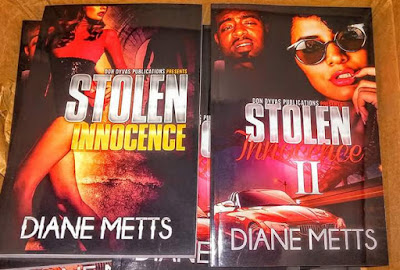 Diane Metts Author