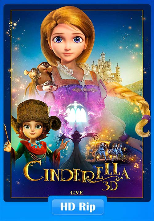 Cinderella And The Secret Prince 2018 720p WEBRip | 480p 300MB 100MB HEVC