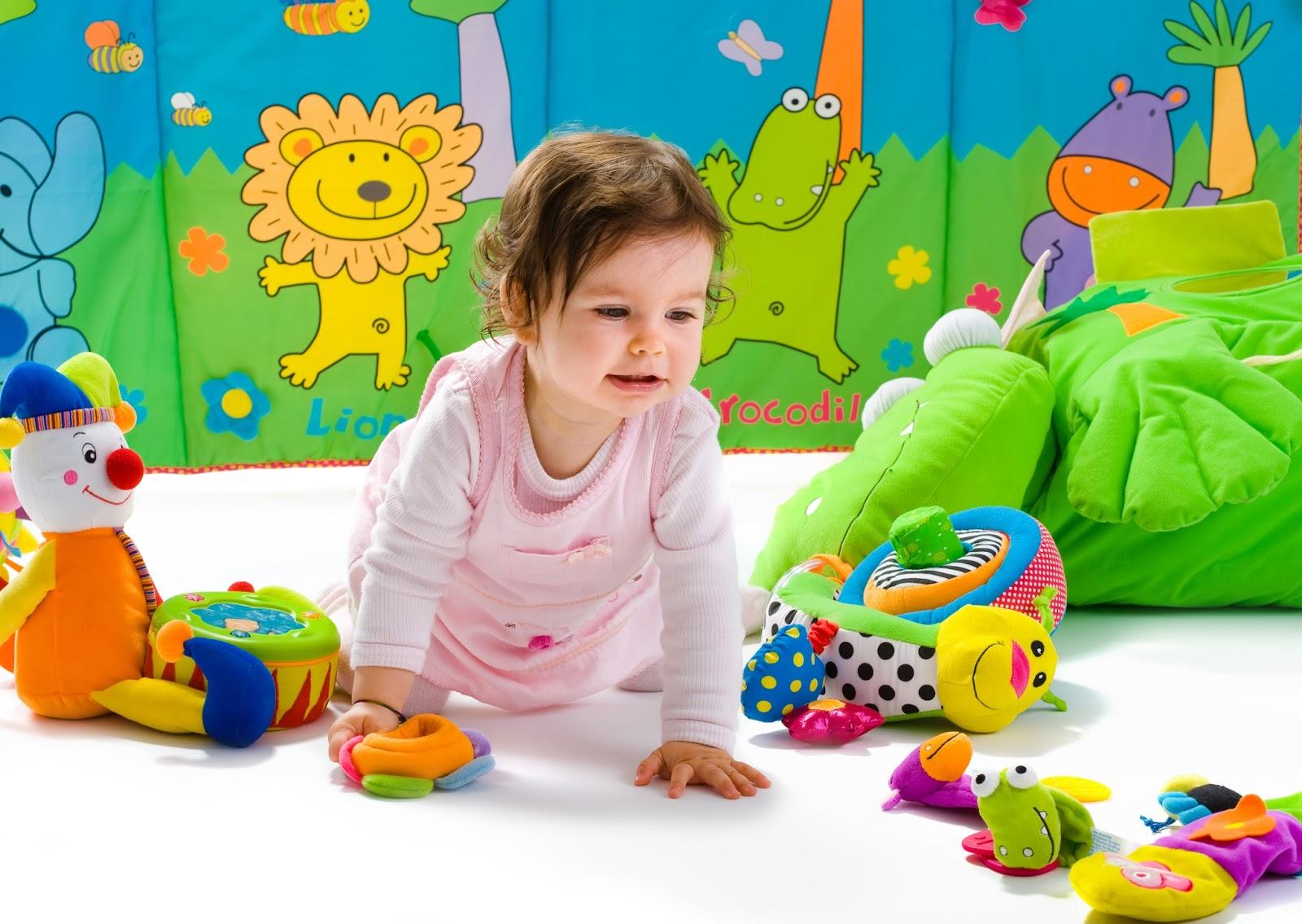 Çocukların oyuncakla uyuması zararlı mı