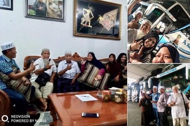 ALHAMDULILLAH.. Bus PO Haryanto Tetap Berangkatkan Peserta Reuni 212