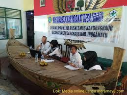 Puskesmas Kandanghaur Gelar Musyawarah Masyarakat Desa