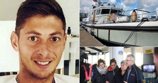 At Last! Plane carrying missing Emiliano Sala has been found