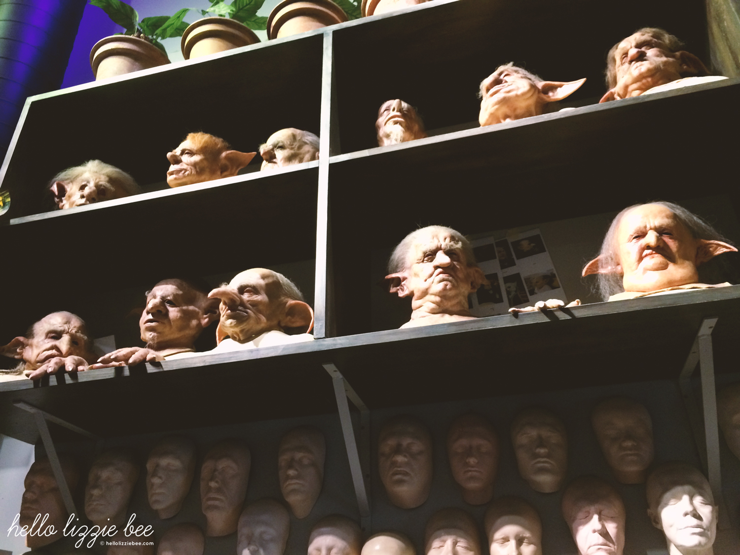 goblin head molds