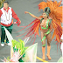 Se le rompe el traje durante el carnaval brasileño