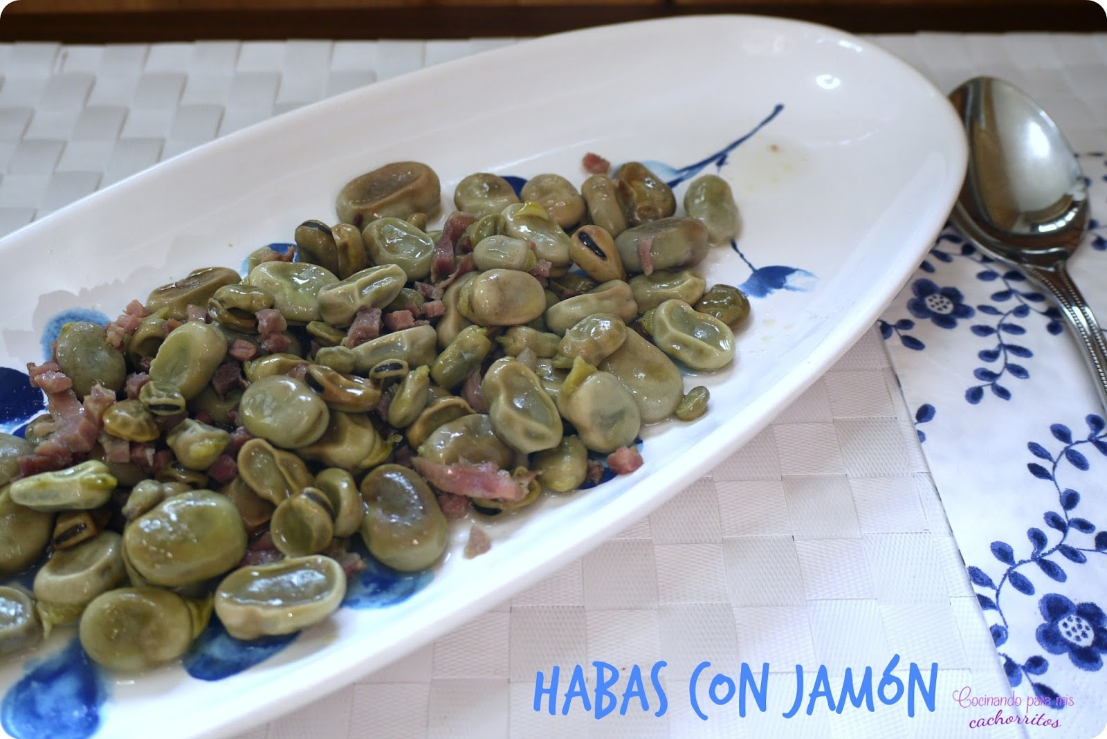 Cocinar Habas Con Jamon | Habas Con Jamon Receta Tradicional Guarnicion O Primer Plato