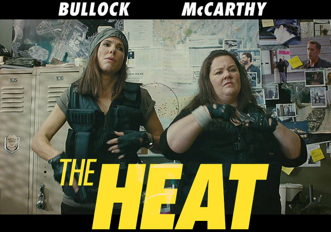 The Heat | Teaser Trailer