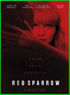 Operación Red Sparrow (2018) | DVDRip Latino HD GDrive 1 Link
