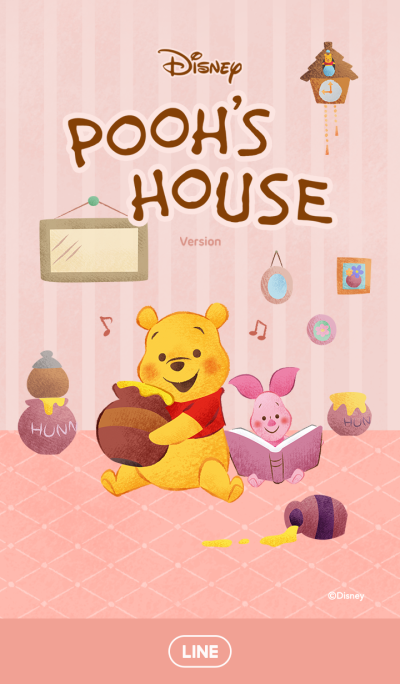 Winnie the Pooh: Pooh's House