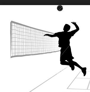 makalah Peraturan dalam Permainan Bola Voli ~ ZEUSGENGASTER