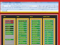 Download Aplikasi Administrasi Sekolah Gratis Format Excel