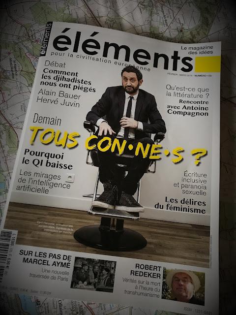revue éléments n°170