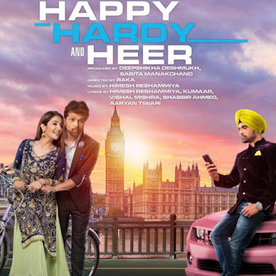 Happy Hardy And Heer 2020 Hindi Pre-DVDRip 400Mb x264 world4ufree