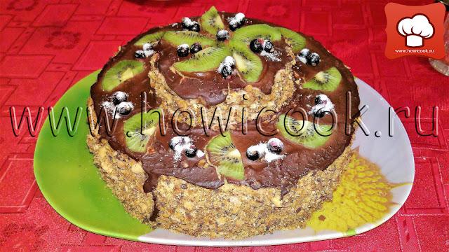 рецепт вкусного медового пирога с фото