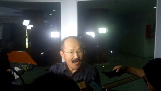 Pengacara Novanto, Fredrich Yunadi