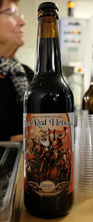 The Red Hetman fra Amager Bryghus og Pracownia Piwa