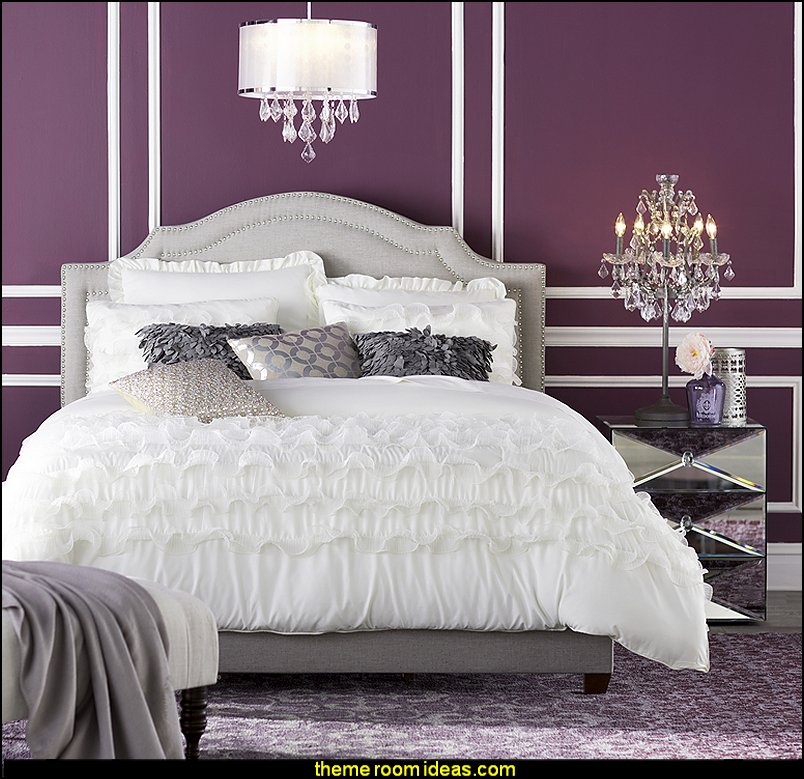 Decorating theme bedrooms - Maries Manor: Fashionista ...