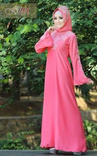 Gambar Model Baju Batik Sarimbit Dan Baju Muslim Gamis Terbaru Bahan
