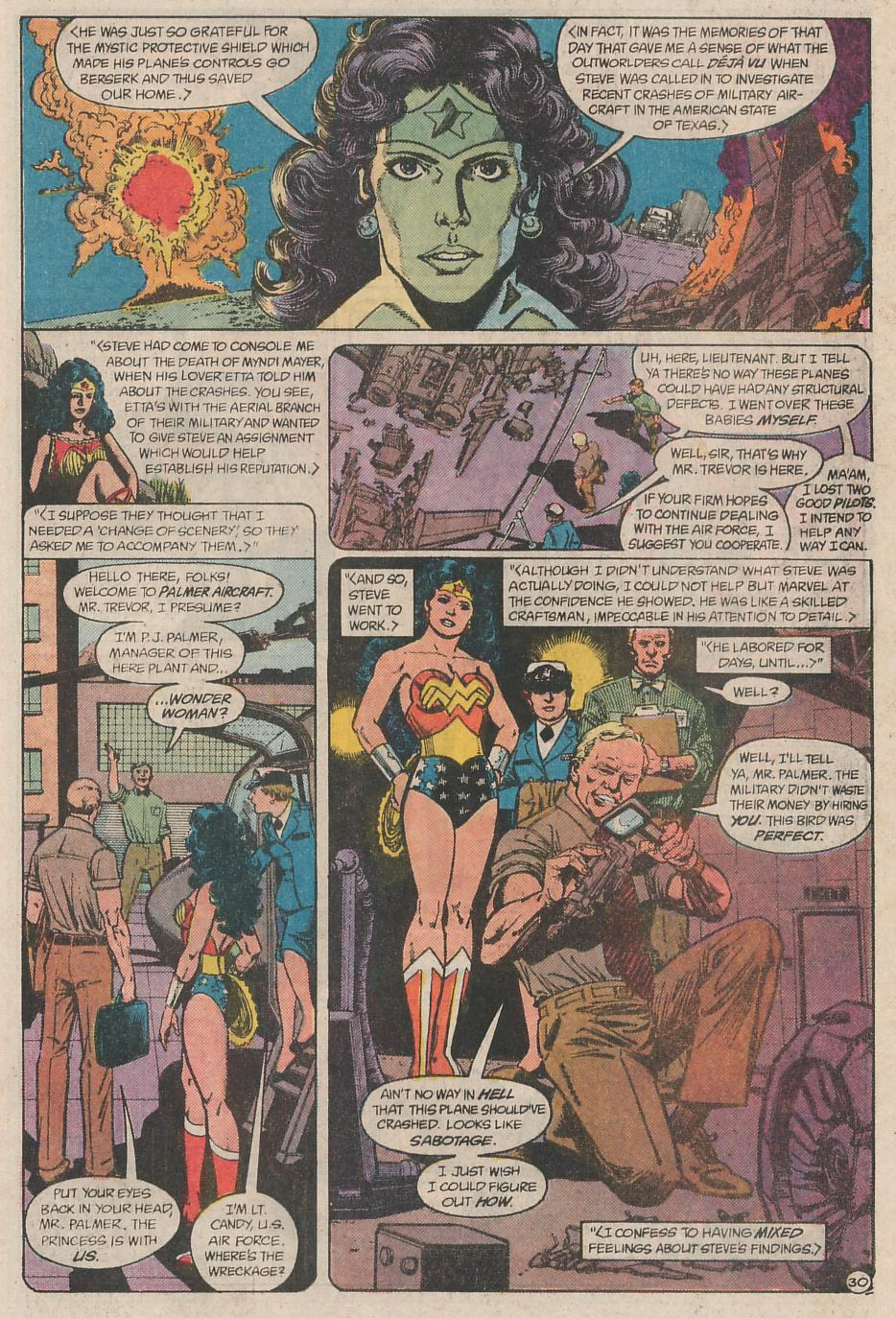Read online Wonder Woman (1987) comic -  Issue # Annual 1 - 31