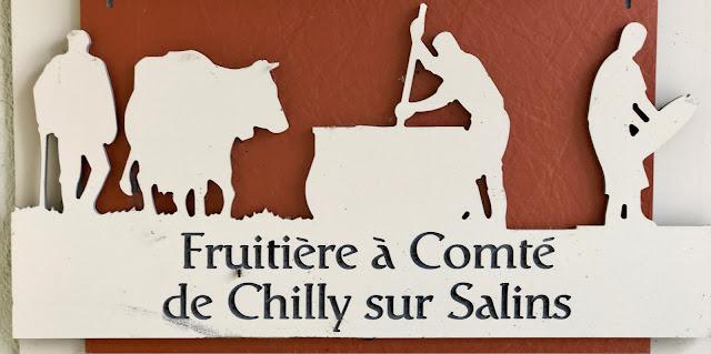 Fruitiere sign,comté, Franche-comté