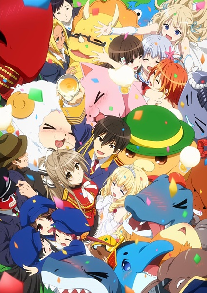 Download [OST] Amagi Brilliant Park Opening and Ending Full Version