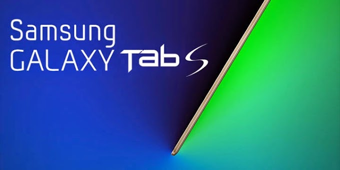 Win a Samsung Galaxy Tab S in the UK by pre-registering