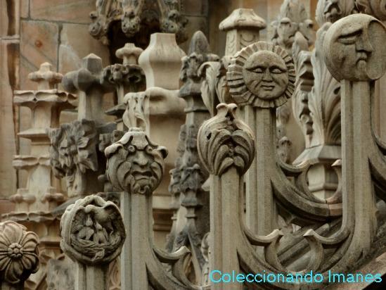 Tejados del Duomo de Milán