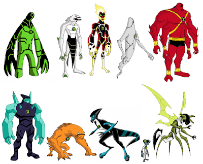Ben 10 Alien Force Download