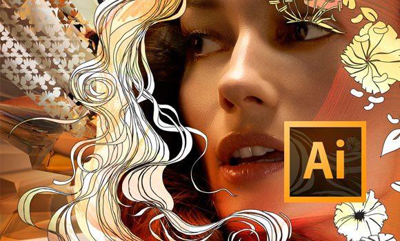 Adobe Illustrator CC 2018 Crack Portable Version
