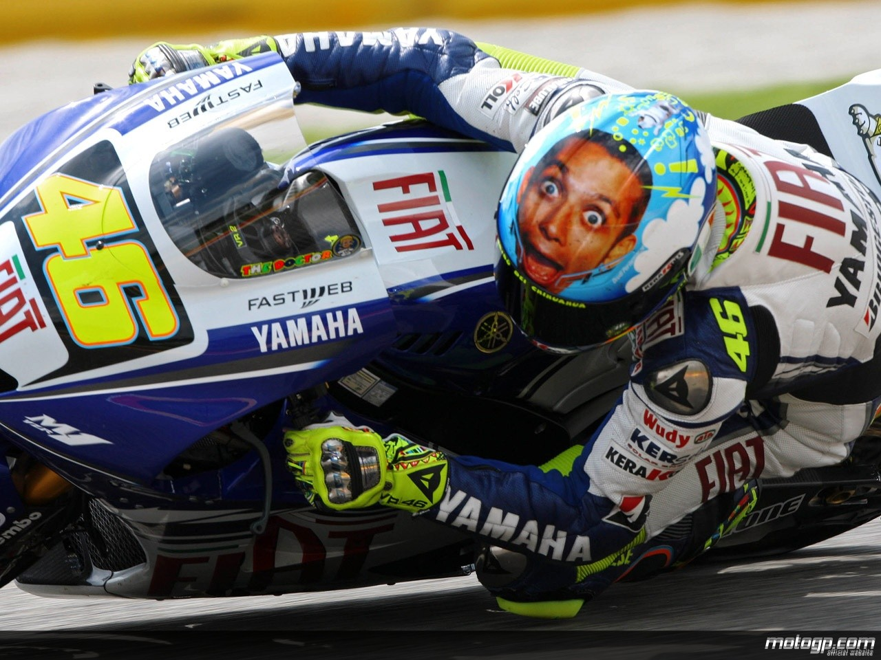 valentino rossi el mejor piloto de la historia en moto gp locos por los autos. Black Bedroom Furniture Sets. Home Design Ideas