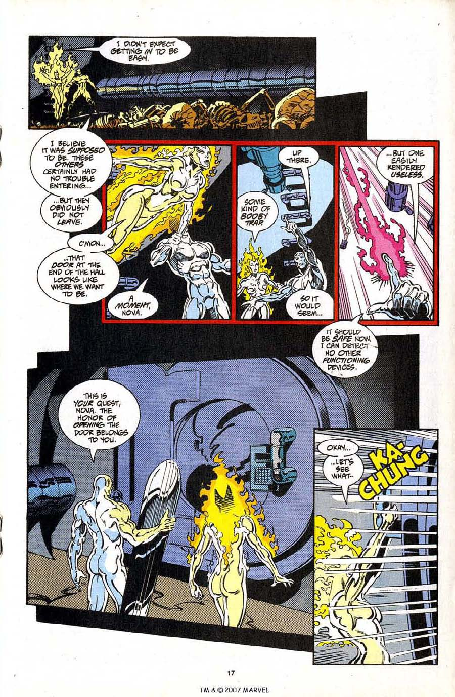 Read online Silver Surfer (1987) comic -  Issue #97 - 19