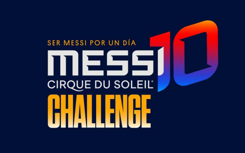 Messi Challenge Cirque du Soleil