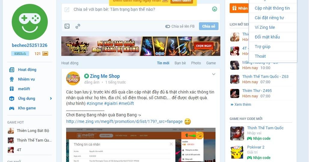 Love BangBang: Kiểm tra và thay đổi thông tin bảo mật tài khoản game của bạn