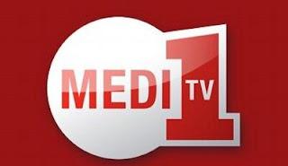 تردد قناة ميدي 1 تي في MEDI 1 TV على النايل سات