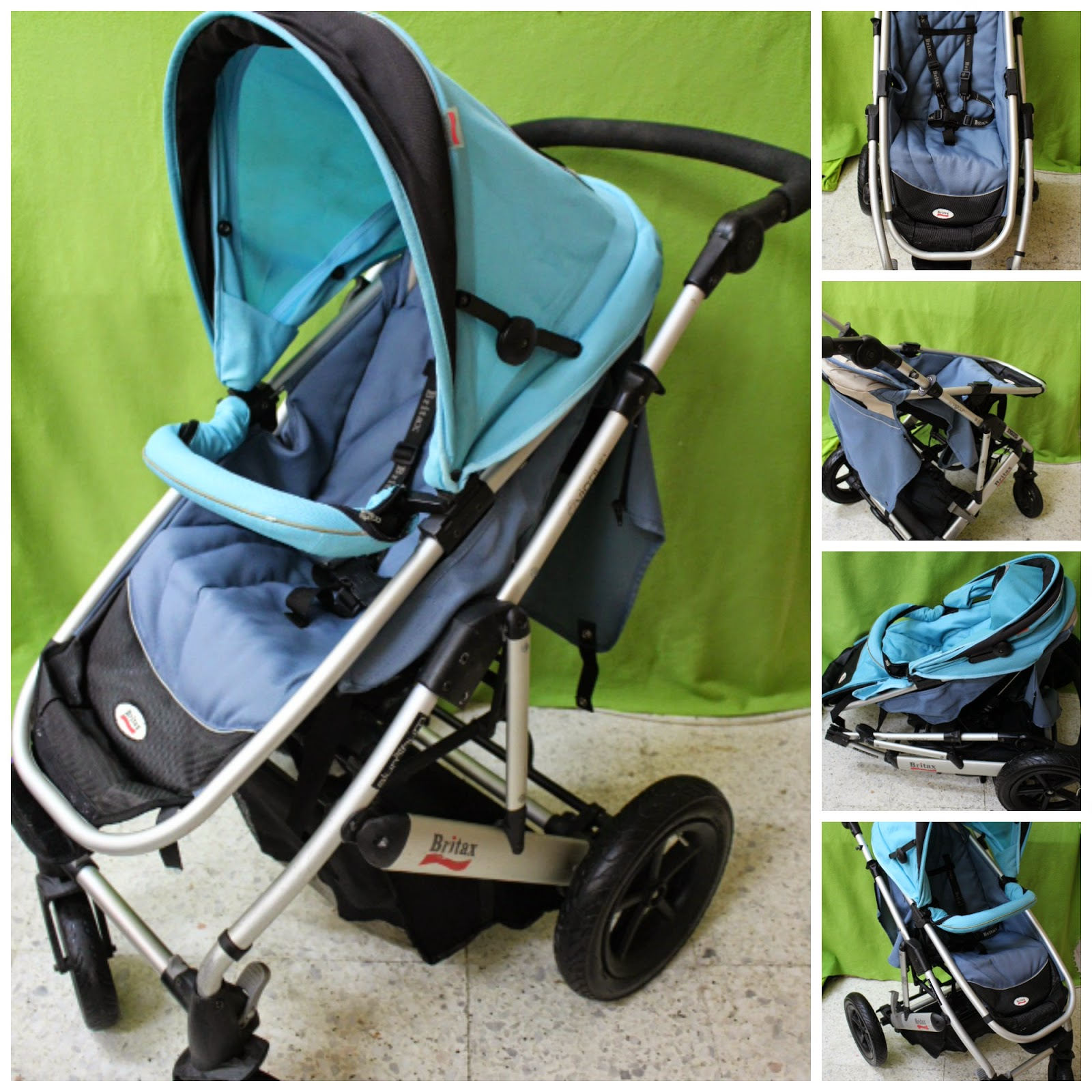 Amy Sweety Store Britax Vigour Stroller