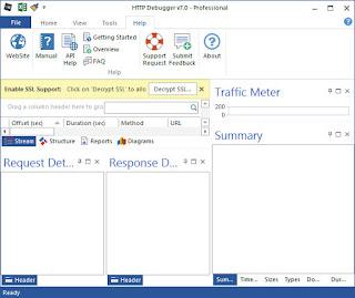 HTTP Debugger Pro 7.9 Full Version