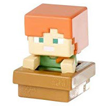 Minecraft Biome Packs Alex Mini Figure