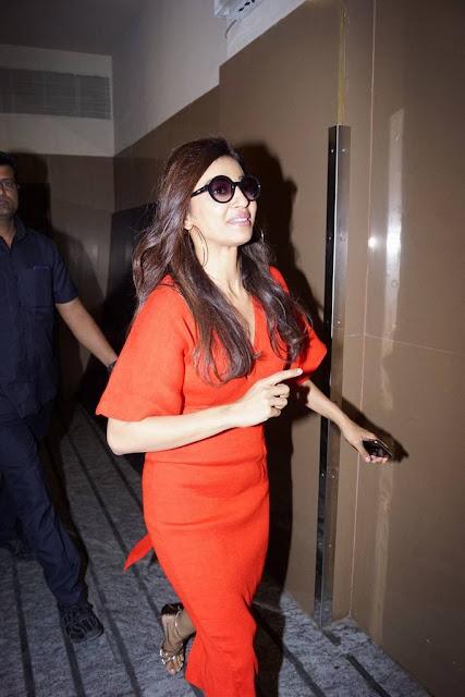 Radhika Apte Stills At Padman Movie Song Launch
