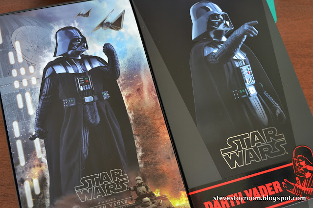 Hot Toys Rogue One Darth Vader Box
