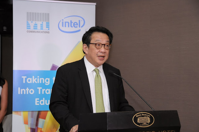 YTL Comms & Intel Malaysia Collaborate to Help Improve Education in Malaysia 12