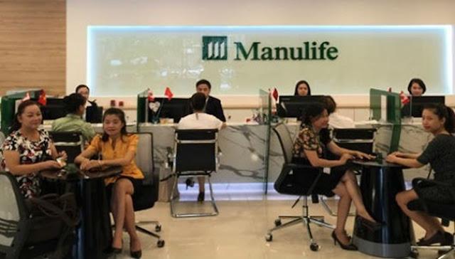 Khách hàng đăng ký mua bảo hiểm nhân thọ Manulife