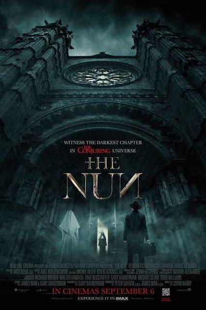 poster The Nun 2018 Full Movie Download Hindi Dual Audio Hd 720p