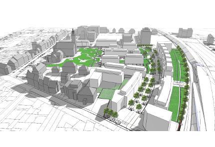 Le projet urbain d finition concept et ou pratique for Projet architectural definition