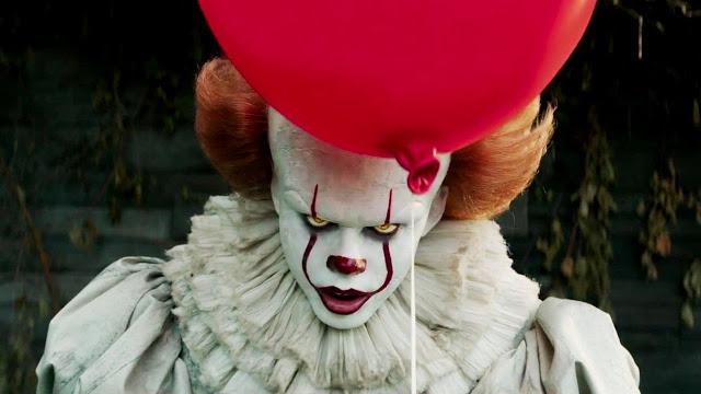 It: A Coisa Piores Filmes de Terror de 2017