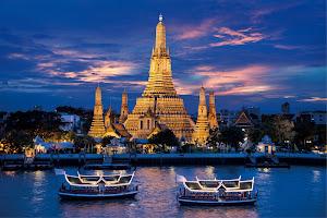 Paket Tour Wisata Sawasdee Bangkok 4D3N - Murah