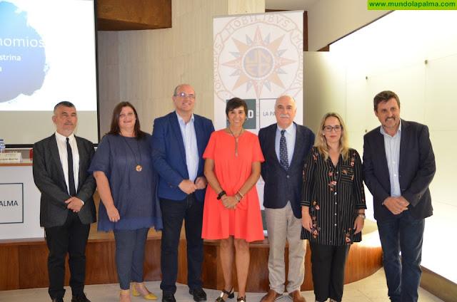 UNED La Palma inauguró con éxito la apertura del curso con la entrega de 13 titulaciones a sus estudiantes palmeros