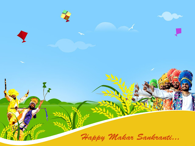 Happy Makar sankranti Hd images