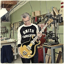 TK SMITH ELECTRONIC GUITAR SERVICE