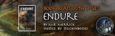Book Blast: Endure by M.R. Merrick *Giveaway*
