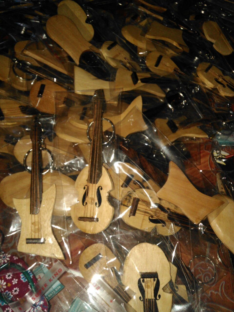 Souvenir Gantungan Kunci Gitar Pusat Fashion Dan Aksesoris