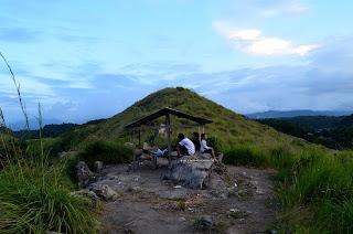 Sabua di Bukit Pulisan, Likupang Timur, Minahasa Utara, Sulawesi Utara +jelajahsuwanto